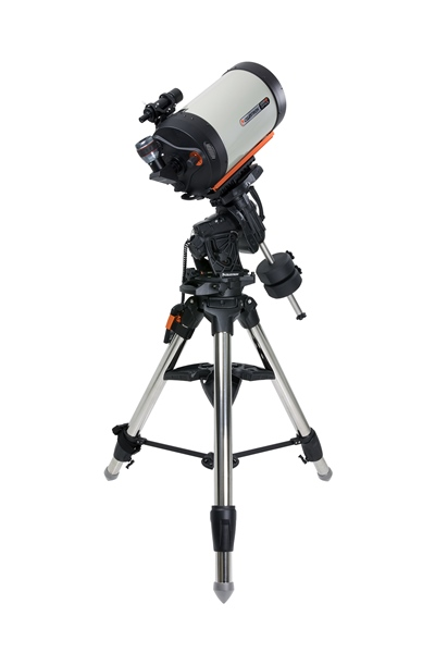 Telescopio Schmidt Cassegrain Edge HD 11 su montatura equatoriale CGX-L