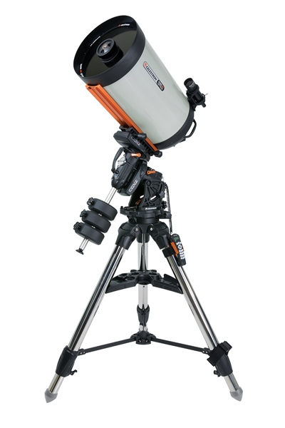 Telescopio Schmidt Cassegrain Edge HD 14 su montatura equatoriale CGX-L