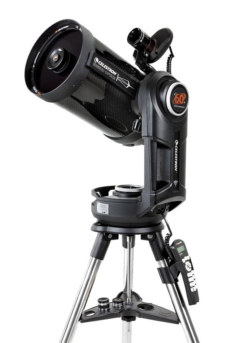 Nexstar Evolution 8 HD con Star Sense - Carbon Limited Edition