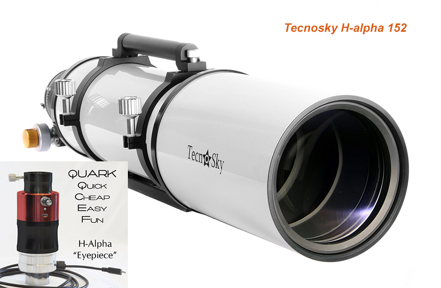 Daystar/Tecnosky Quark 152 Cromosfera