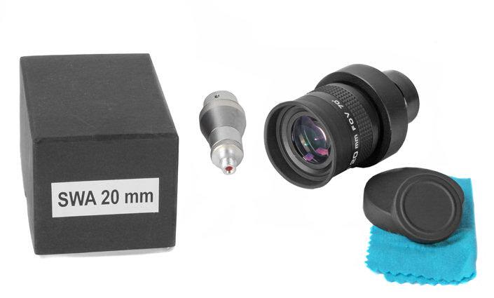 Oculare Tecnosky Wide angle 20mm con reticolo illuminato