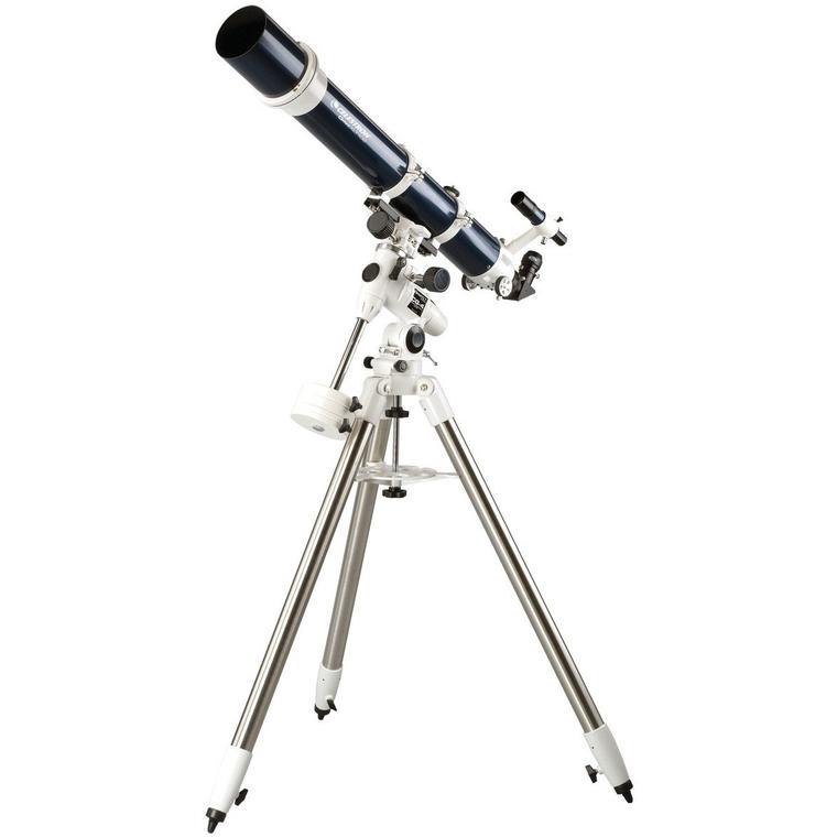 Telescopio rifrattore diametro 102mm serie OMNI XLT su montatura Celestron CG4