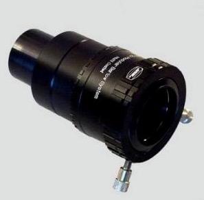 Lente di Barlow VIP 2x diametro 31.8 mm MC per osservazioni ad alti ingrandimenti e imaging planetario - (composta da parti T-2 smontabili)
