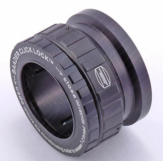 """Portaoculari con morsetto ClickLock da 1¼"""" (31.8mm) con regolazione diottrica"""