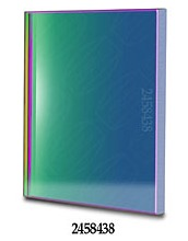 Filtro OIII a banda stretta da 8.5nm FWHM, quadrato da 50x50mm, per CCD, senza cella