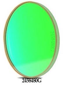 Filtro G (Verde) da 50.4mm, per CCD, senza cella