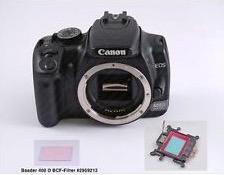 Filtro IR-cut sostitutivo per reflex Canon EOS 7D/40D/50D/60D/400D/450D/500D/550D/600D/650D/700D/1000D/1100D