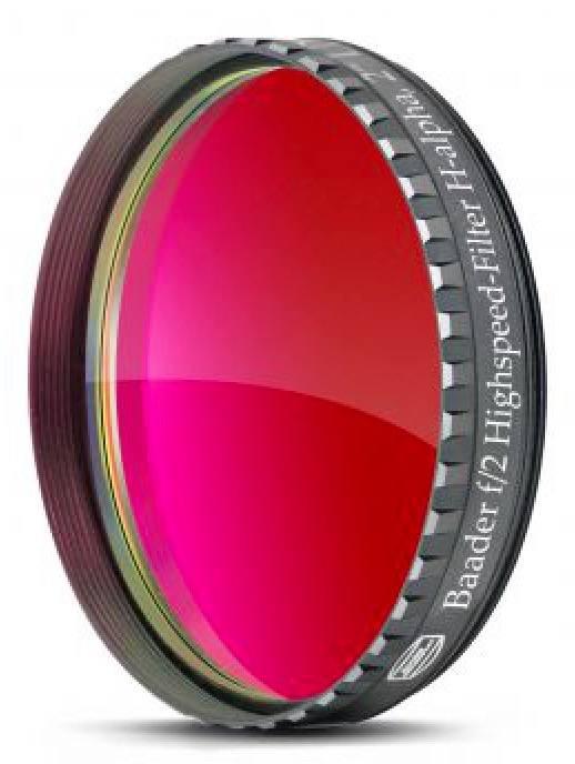"Filtro f/2 Highspeed H-alpha da 2"" (50,8mm), LPFC"