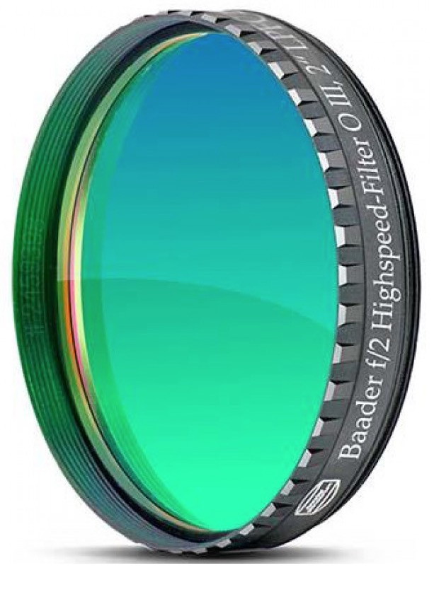"Filtro f/2 Highspeed OIII da 2"" (50.8mm), LPFC"