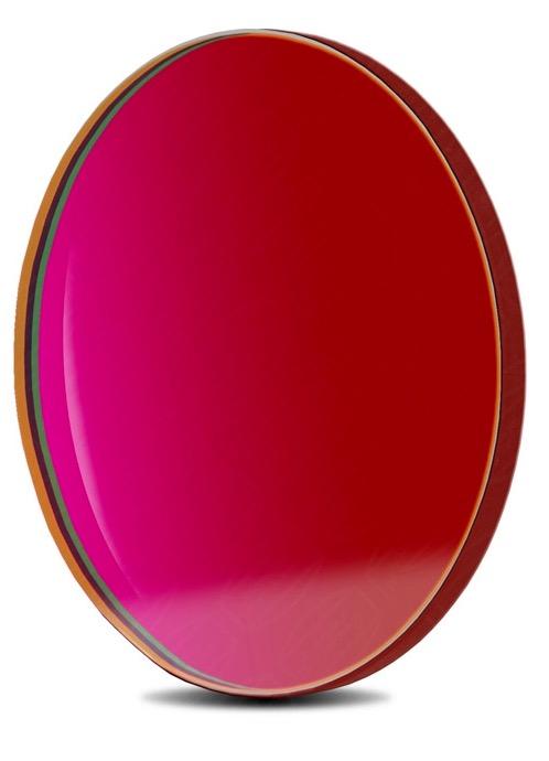 Filtro H-alpha a banda stretta da 7nm FWHM, diametro di 36mm, per CCD, senza cella (spessore vetro 2mm)