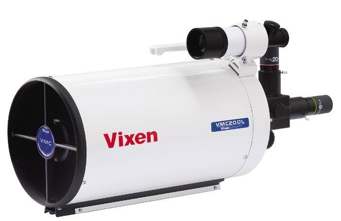 Tubo ottico Vixen VMC200L è un Cassegrain modificato con 200mm di diametro