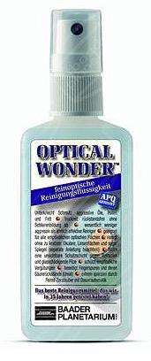 Detergente speciale per ottiche e specchi - spray 100 ml