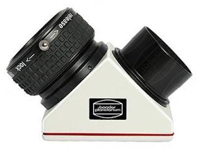 """Diagonale a Specchio da 2"""" (50.8mm) con sistema di serraggio ClickLock"""