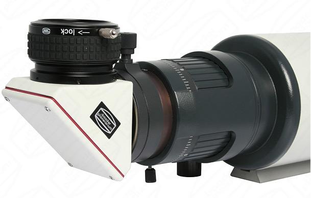 """Diagonale a specchio da 2"""" (50.8mm) con ClickLock e filettatura Zeiss M68"""
