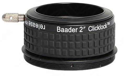 "Portaoculari ClickLock da 2"" (50.8mm) con aggancio da 2.7"" per telescopi Astrophysics e TEC"
