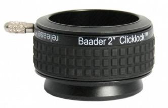 "Portaoculari ClickLock da 2"" (50.8mm) con aggancio S57 (per telescopi Newton Celestron e Skywatcher)"
