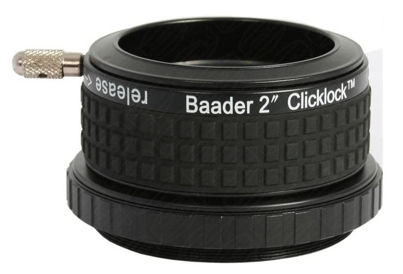 "Portaoculari ClickLock da 2"" (50.8mm) con aggancio M64 (per Takahashi Sky 90)"