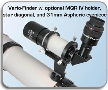 Cercatore Baader 60 millimetri VARIO - con obiettivo da 60/250 millimetri