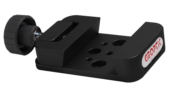 Morsetto Vixen con sistema di blocco a lardonedi colore nero