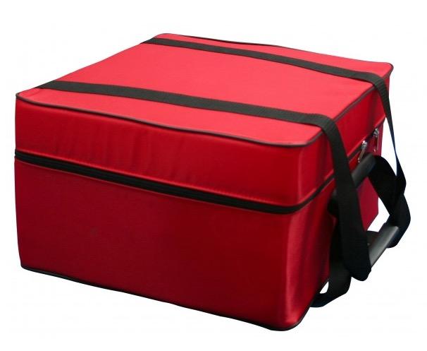 La borsa imbottita Geoptik è stata creata per trasportare e proteggere la vostra montatura AZ-EQ5.