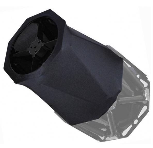 Il telo di protezione oscurante è stato creato per proteggere il vostro strumento e garantirne la sicurezza dai raggi UV e dalle polveri.