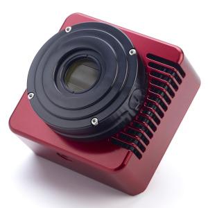 Camera Atik 383L plus fronte e dissipatori