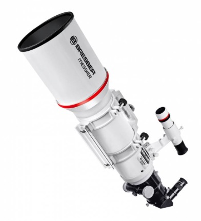 Telescopio acromatico Bresser AR 102 adatto all'osservazione planetara