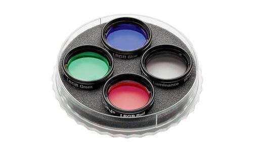 Set filtri Orion LRGB da 31,8mm - USATO