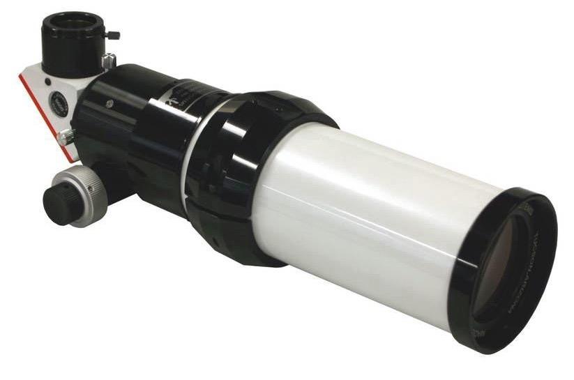 Telescopio solare Lunt 60THa/B600C - telescopio H-alfa da 60 millimetri, confiltro B600 e focheggiatore Crayford