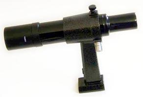 Cercatore GSO 6x30 - con supporto - nero - visione dritta