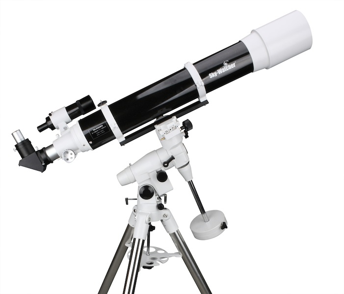 Telescopio Sky Watcher  serie Balck Diamond rifrattore 120 mm su montatura equatoriale EQ5