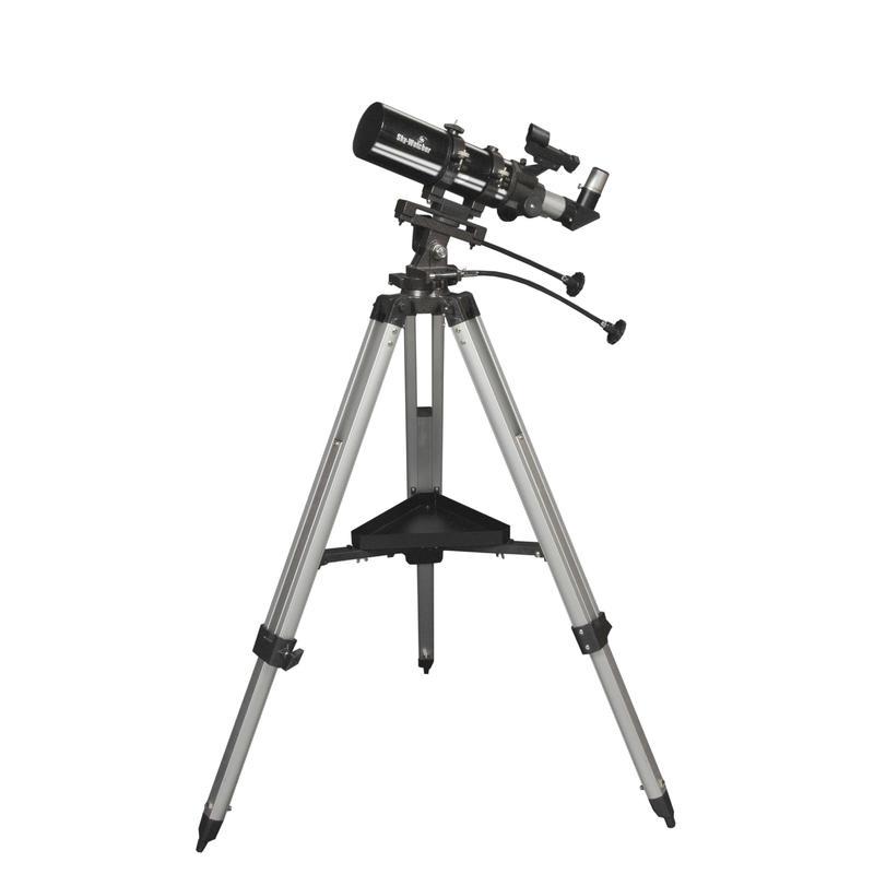 Telescopio Sky Watcher 80/400 completo di montatura Altazimutale AZ3