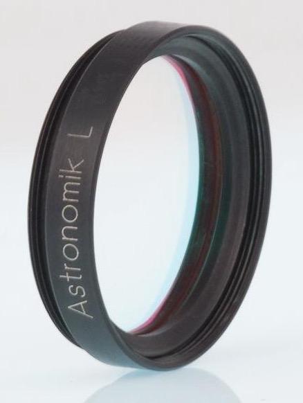 Filtro Astronomik Luminanza UV-IR Block, serie L-1 da 31,8mm (M28.5)
