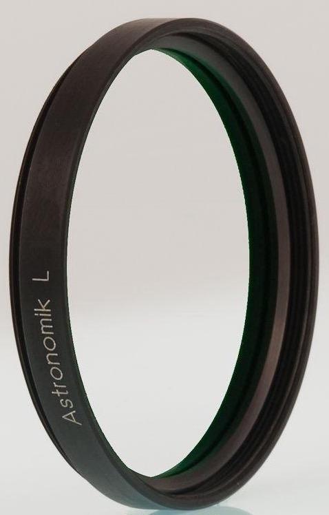 Filtro Astronomik Luminanza UV-IR Block, serie L-2 da 50,8mm (M48)