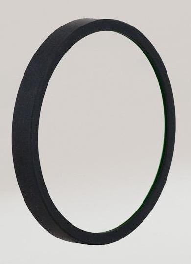 Filtro Astronomik Luminanza UV-IR Block, serie L-3 da 36mm non montato in cella - con anello di protezione