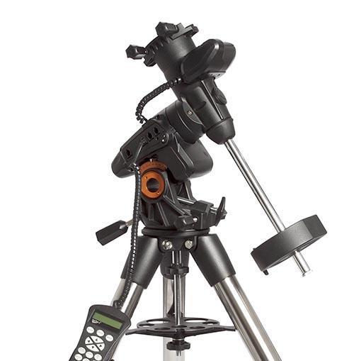 Telescopio Gso Newton 200/800 su montatura equatoriale Celestron Advanced VX  e coppia dioculari SuperPlossl/Barlow di ALTA QUALITÀ