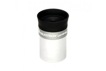 oculare ortoscopico Omni Plossl - 6mm - estrazione pupillare 5mm - campo apparente 50°