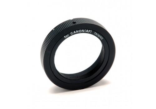 Canon EOS-T Ring - Anello per fotocamere Canon EOS, fornisce un filetto T2 in uscita