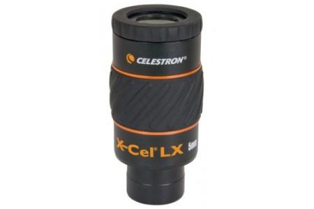 Oculare parafocale X-Cel LX 5 mm - estrazione pupillare 20mm - campo apparente 60°