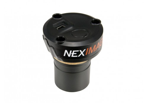 Neximage 5 Solar System Imager - Camera elettronica USB da 5 Megapixel per la ripresa degli oggetti del Sistema Solare