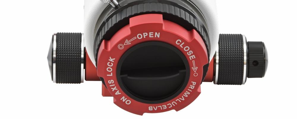 """Tripletto apocromatico PrimaLuceLab Airy Apo 150 in FPL-53 da 150mm e 1000mm di focale, f/6,7 - focheggiatore 2,7"""""""