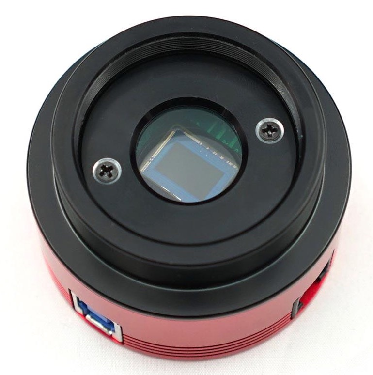 ZW Optical ASI290MC USB3.0 Camera Astronomica a colori - Sensore CMOS 2.13 MP  - per riprese planetarie e autoguida