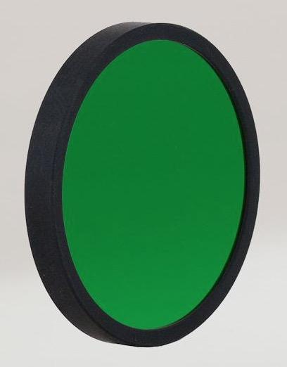 Filtro Astronomik da 12nm – per CCD OIII - diametro 27mm non montato in cella con anello di protezione