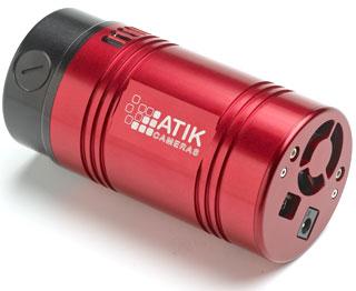 Atik 450 Mono dotata di sensore Sony ICX-655 - 5 MP - 3,45µm -sensore 8.74mm x 7.13mm