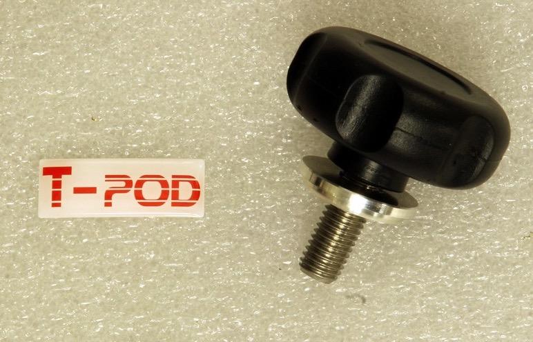 Kit di aggancio per treppiedi T-POD 110/130 su montature TREX