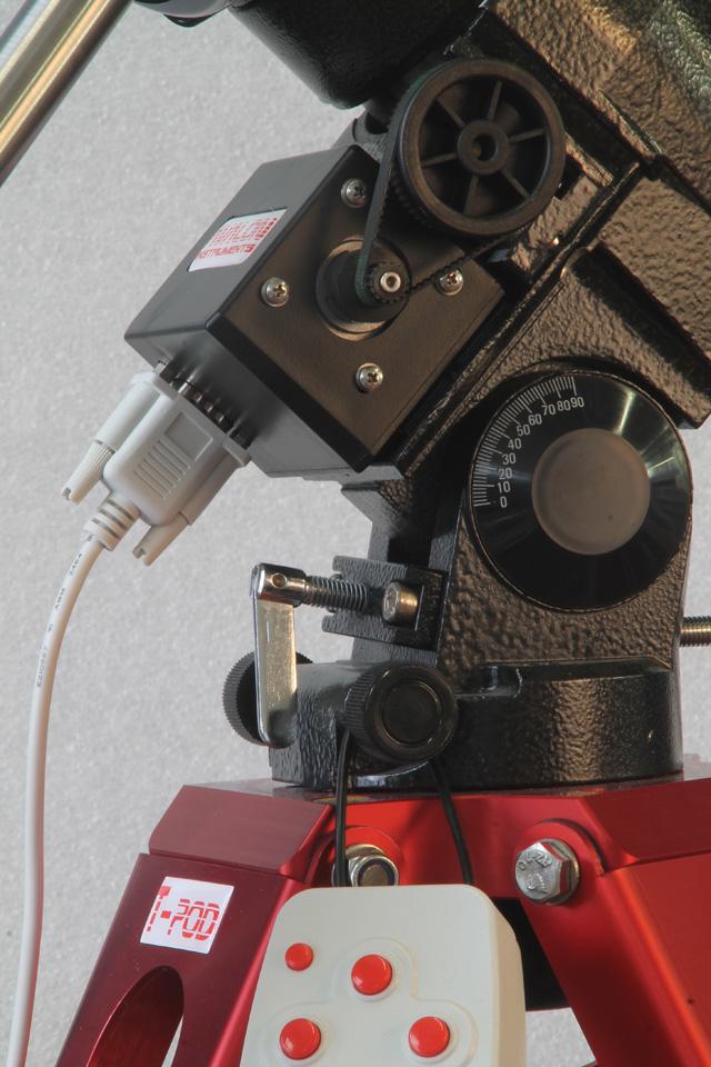 Kit coppia motori per montature GP, EQ5. (Offerta valida con kit Stargo AVSTARGO)