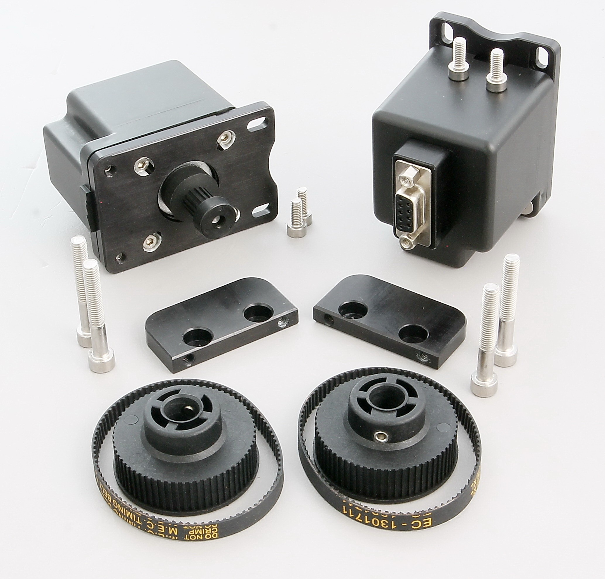 Kit coppia motori per montature TREX. (Offerta valida con kit Stargo AVSTARGO)