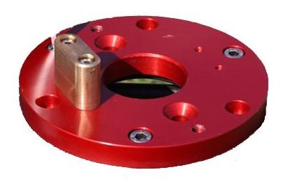 Treppiede Avalon T-POD 110cm realizzato in metallo, robusto e super-trasportabile - compatibile con Linear e M-Uno