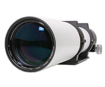 """New! TS PHOTOLINE 115/800mm f/6,95 tripletto APO con focheggiatore a pignone e cremagliera da 2.5"""""""