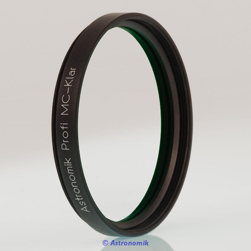 Filtro MC Clear da 50,8mm ideale per proteggere sensore ed oculari dalla polvere (no IR-cut)